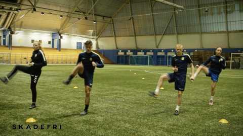 Skadeforebyggende Trening Fotball